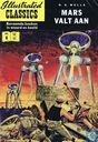 Comic Books - War of the Worlds, The - Mars valt aan