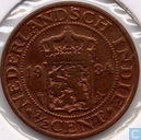 Nederlands-Indië ½ cent 1934