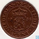 Dutch East Indies ½ cent 1936