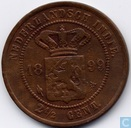 Dutch East Indies 2½ cent 1899