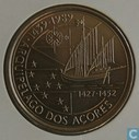 "Portugal 100 escudos 1989 ""Discovery of the Azores"""
