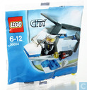 Lego 30014 Police Helicopter polybag