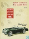 Illustrierte Automobil Revue 1952 + Revue Automobile Illustree 1952