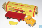 Bedford Articulated Flat Truck