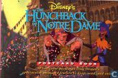 Disney's hunchback of the nortre dame postcard book