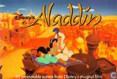 Disney's Aladdin postcard book