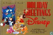 Disney's holiday greetings