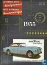 Automobil Revue Katalog 1955 + Revue Automobile Catalogue 1955