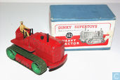 Model cars - Dinky Toys - Blaw-Knox Heavy Tractor