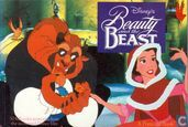 Disney's Beauty and the Beast postcard book