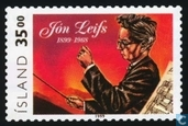 Postage Stamps - Iceland - Leif, Jón