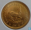South Africa 2 rand 1969