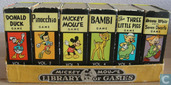Mickey Mouse Library of Games (Gouden versie)