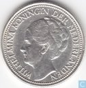 Coins - the Netherlands - Netherlands 25 cent 1939