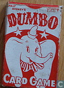 Walt Disney's Dumbo Card Game