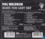 Platen en CD's - Waldron, Mal - Blues for lady day
