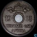 German East Africa 5 heller 1913 (J)