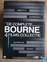 De complete Bourne films collectie [volle box]