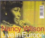 Disques vinyl et CD - Wilson, Nancy - Live in Europe