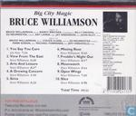 Schallplatten und CD's - Williamson, Bruce - Big City Magic