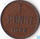 Finland 1 penni 1893 (without dot)