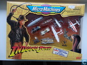 Indiana Jones Micromachines Box-set