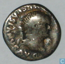 Roman Empire: Denarius of Vespasian