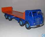 Foden 8 Wheel Flat Truck With Tailboard, Type 2