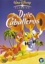 DVD / Video / Blu-ray - DVD - De drie caballeros