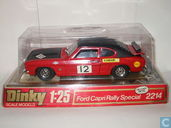 Ford Capri Rally Car