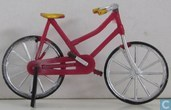 Red Ladies bicycle