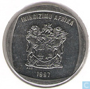 South Africa 5 rand 1997