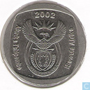 South Africa 5 rand 2002