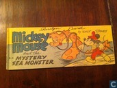Mickey Mouse and the Mystery Sea Monster