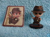 Indiana Jones One Coin Figure
