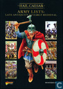 Army Lists: Late antiquity to early medieval