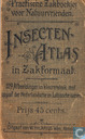Insecten-Atlas in Zakformaat