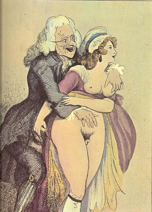 Erotica; Felicien Rops' Pornocrates, Thomas Rowlandson, Erotische kunst uit China en Saucy Seaside Postcards.