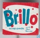 Brillo soap pads with rust resister
