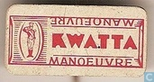 Kwatta manœuvres [rouge]