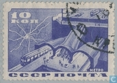 First Moscow metro-line
