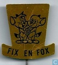 Fix en Fox [goud]