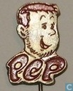 Pins and buttons - Geïllustreerde Pers - Pep