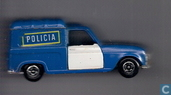 Renault 4 fourgonette (F4) Policia