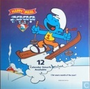 12 Calender Smurfs Available