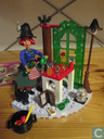 Lego 5804 Witch's Cottage