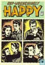 "B003387 - EK Comics ""Gut-wrenchingly Happy"""