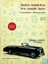 Illustrierte Automobil Revue 1951 + Revue Automobile Illustree 1951