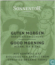 20 GUTEN MORGEN Kräuterteemischung | GOOD MORNING Herbal Tea Blend