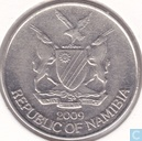 Namibie 10 cents 2009